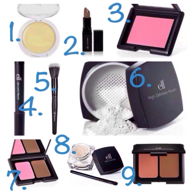 e.l.f. Makeup Products Blush & Lace www.blushandlace.com